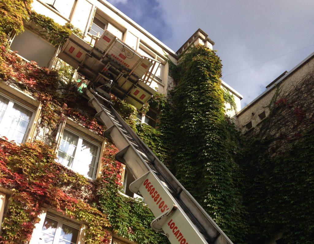 Garde Meuble à Paris